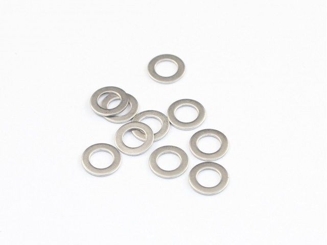 Roche - M3x5x0.5 Spacer, 10 pcs (530005)